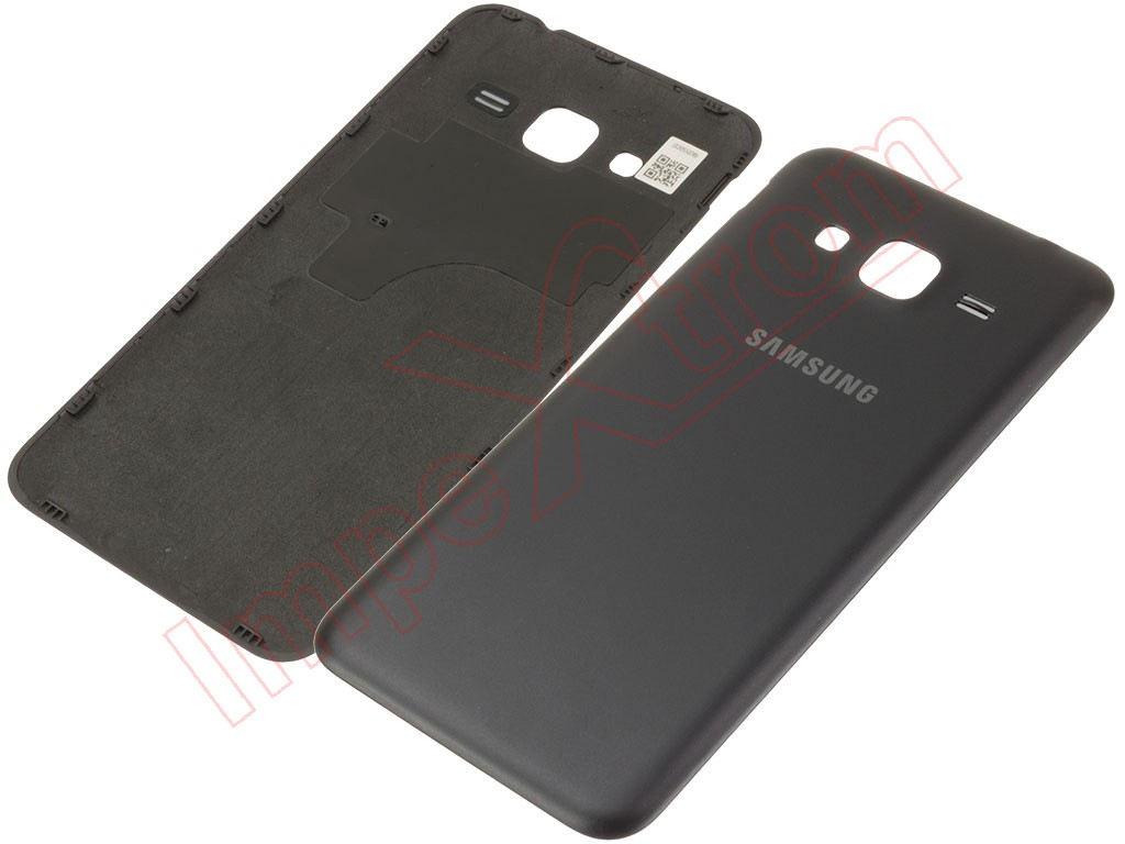 Black battery cover for Samsung Galaxy J3 (2016), J320