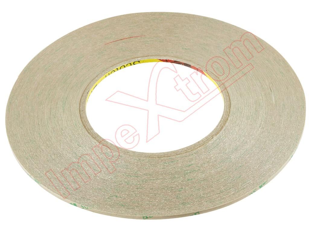 Cinta adhesiva de doble cara 3m transparente grosor - Cinta adhesiva 3m doble cara ...
