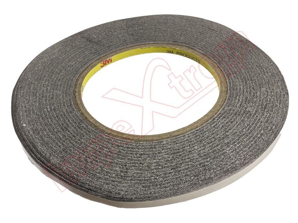 Cinta adhesiva de doble cara 3m negra 5mm 50m - Cinta adhesiva 3m doble cara ...