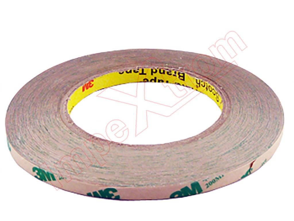 Cinta adhesiva de doble cara 3m 7mm 55m - Cinta adhesiva 3m doble cara ...