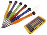 kit-of-6-screwdriver-yxun-for-smartphones