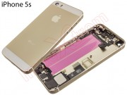 gold-back-cover-with-components-for-apple-phone-5s