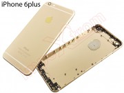gold-back-housing-with-sim-tray-and-buttons-for-apple-phone-6-plus-5-5-inch