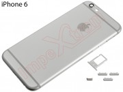 silver-back-cover-for-apple-phone-6