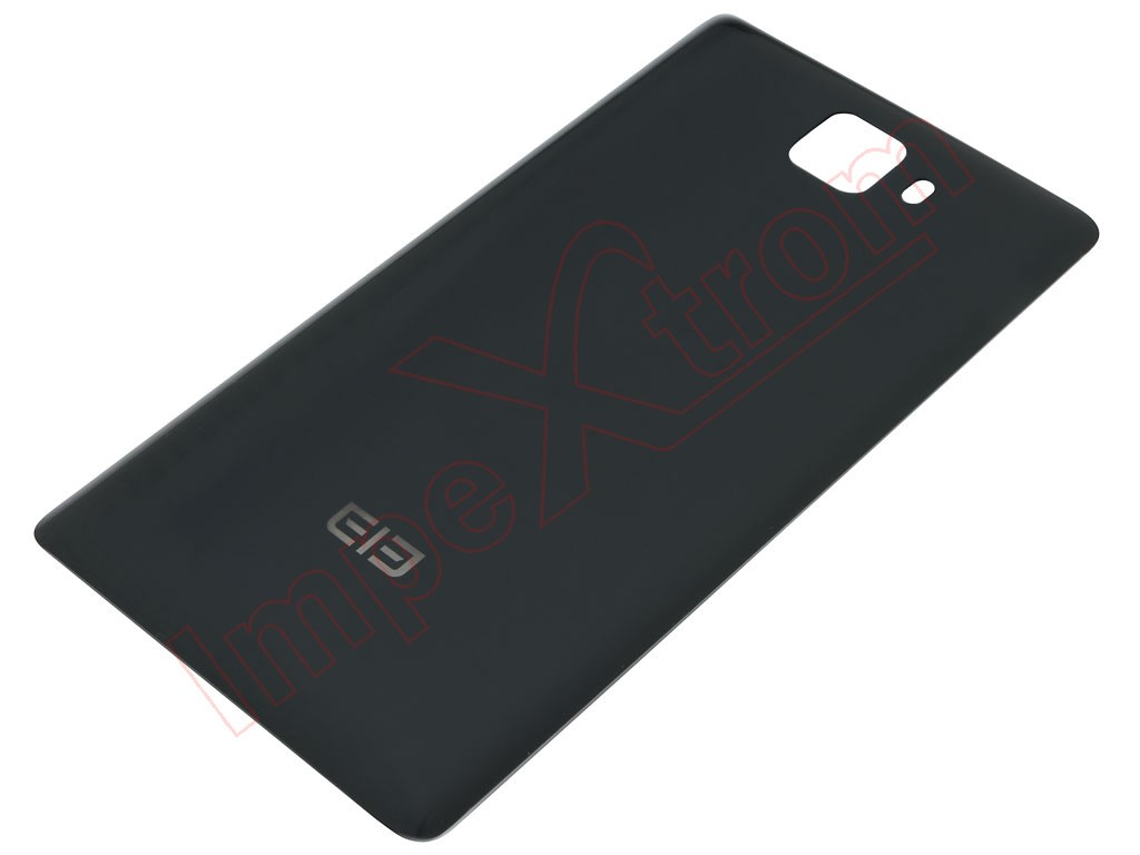 Black Battery Cover For Elephone S8