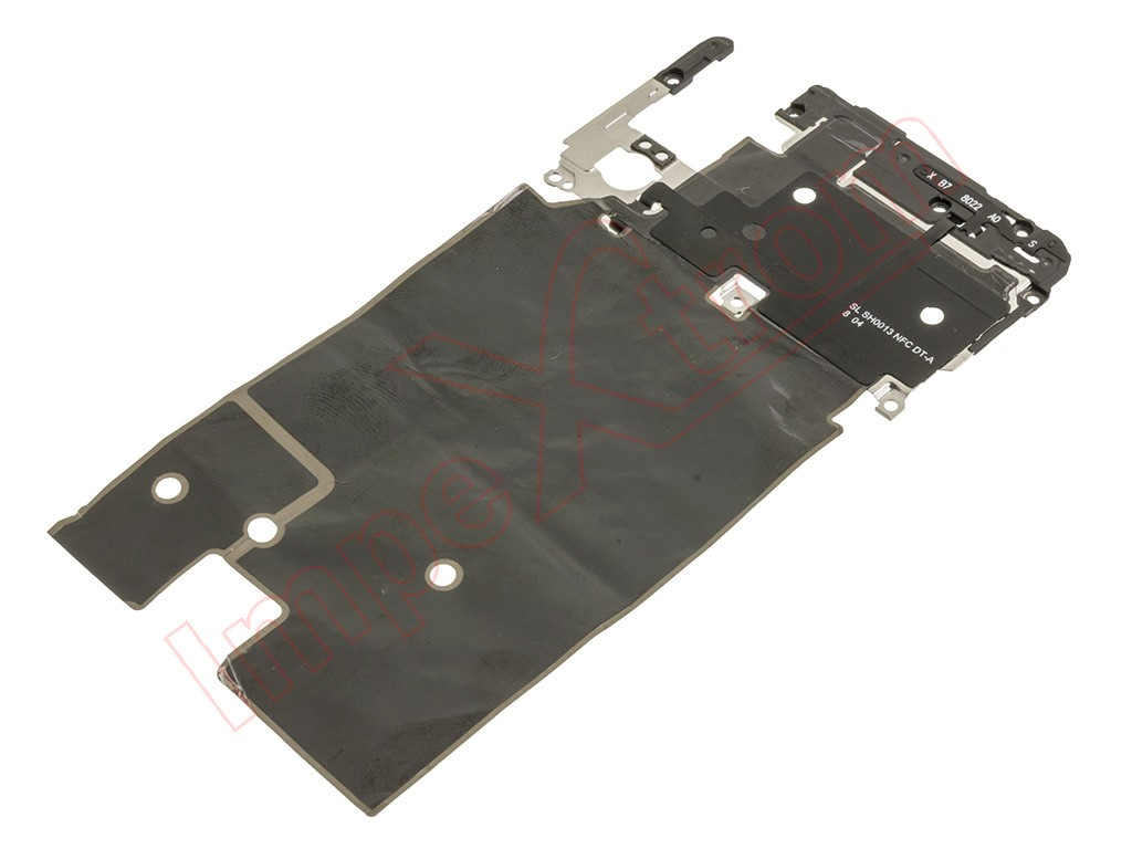 Upper housing with antenna and insulation for Huawei P20