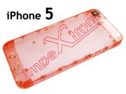 cover-of-battery-cover-back-apple-phone-5-pink-transparente