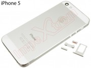 white-battery-cover-for-apple-phone-5