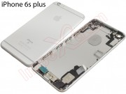 silver-battery-housing-for-apple-phone-6s-plus-componentes