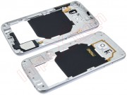 middle-housing-greephone-with-white-camera-lents-for-samsung-galaxy-s6-g920