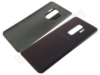 Black battery cover for Samsung Galaxy S9 PLUS, SM-G965F