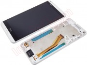 white-full-screen-lcd-display-touch-digitizer-with-front-housing-for-htc-desire-816-remanufactured