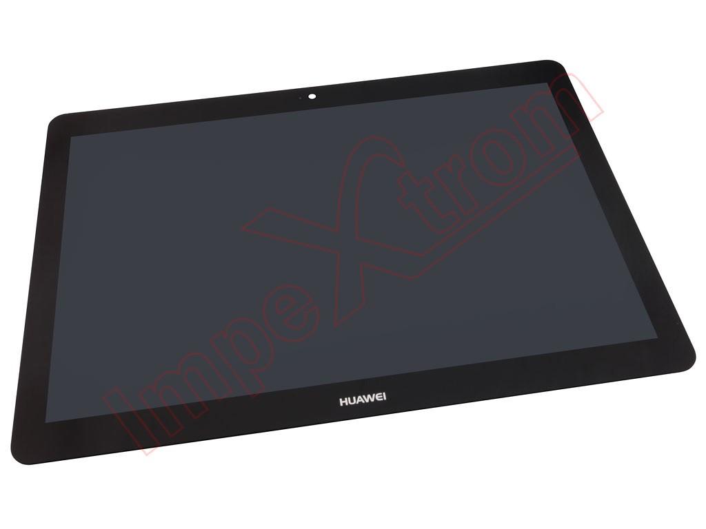 Pantalla completa (LCD/display + digitalizador/táctil) negra con ...