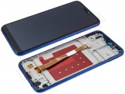 full-screen-without-logo-lcd-display-touch-digitizer-with-blue-housing-for-huawei-p20-lite-ane-lx1
