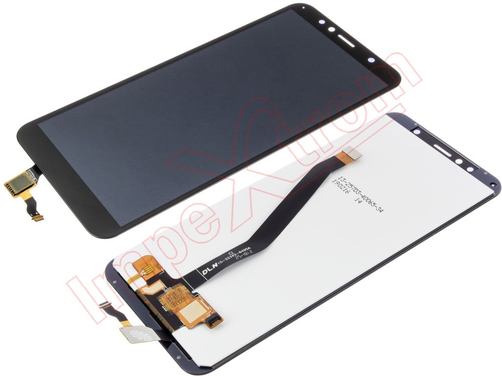 Black full screen (LCD/display + touch/digitizer) for Huawei