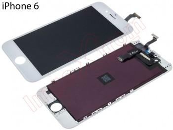 f2d40cfc Pantalla completa blanca para iPhone 6