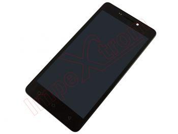 Full screen Lenovo Vibe P1M black