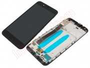 black-screen-with-frame-lcd-display-touch-digitizer-for-xiaomi-mi-a1-5x