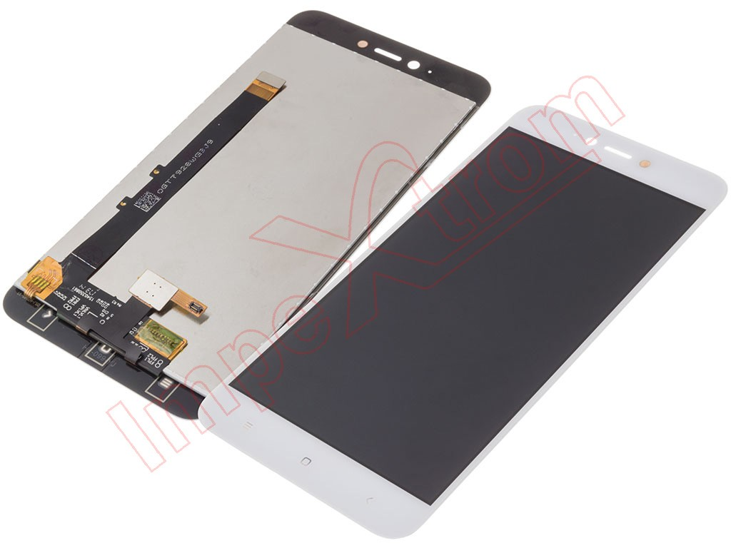 White Full Screen Lcd Display Touch Digitizer For Xiaomi Redmi 5a Resmi Tam