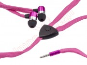 manos-libres-auriculares-forever-swing-rosa