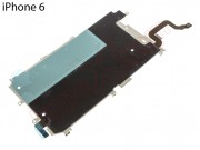 metal-bracket-lcd-screen-with-home-button-flex-cable-for-apple-phone-6-4-7-inch