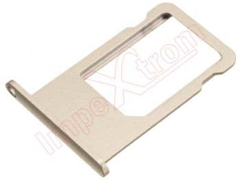 Sim card tray and buttons replacements for Apple Phone 6S gold