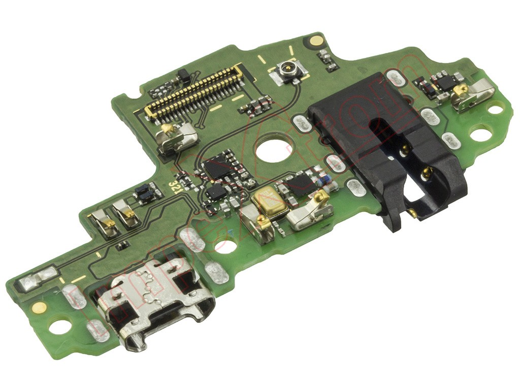 Auxiliary plate with conector MIcro USB de carga, data e accories