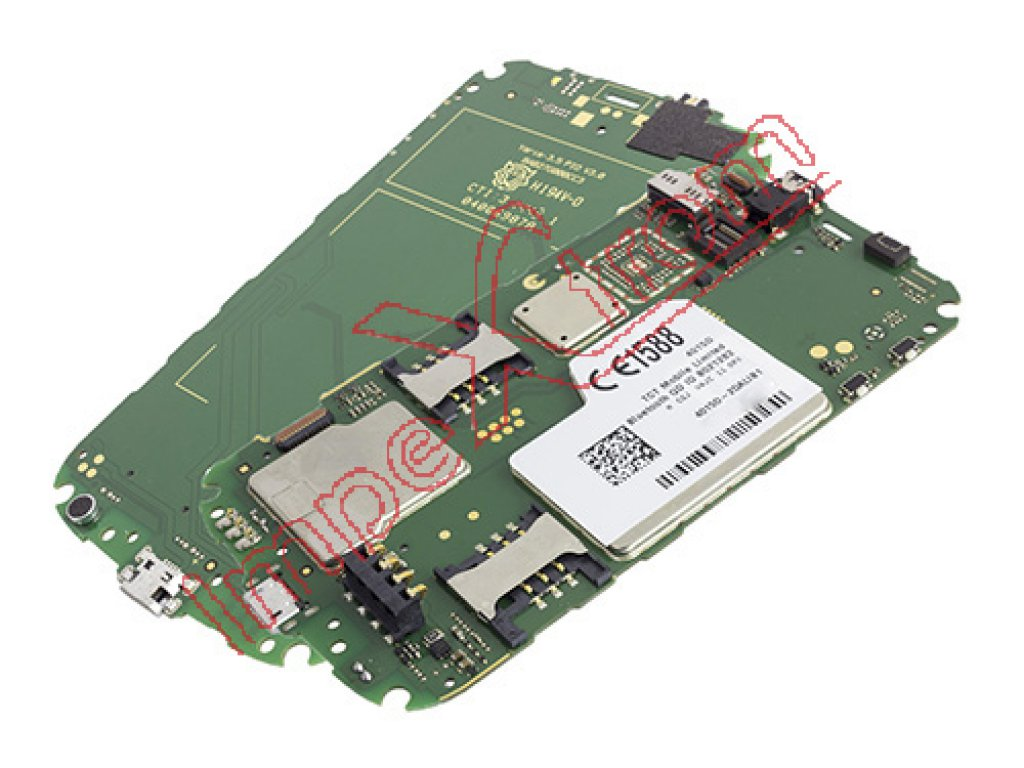 Free motherboard for Alcatel One Touch Pop C1, 4015D