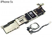placa-base-libre-iphone-5s-16gb-con-boton-id-remanufacturada