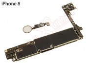 placa-base-libre-iphone-8-64-gb-boton-blanco-remanufacturada