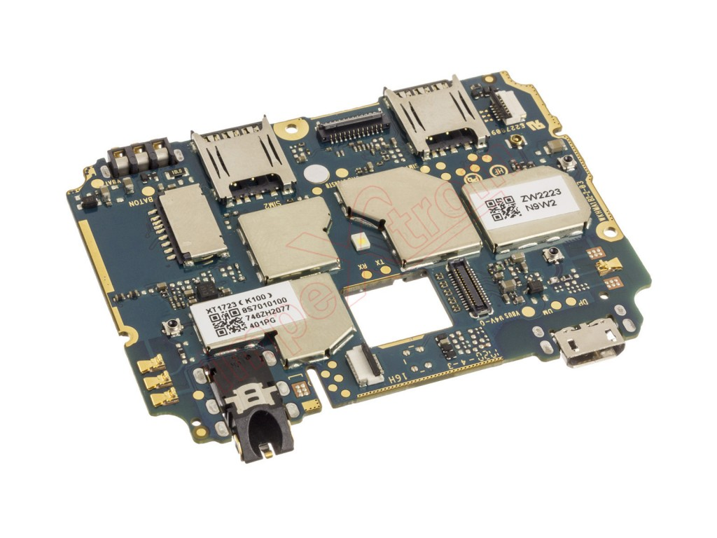 Free motherboard for Motorola C Plus,Xt1723