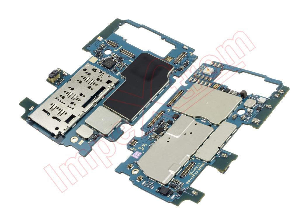 Placa base libre de 64 GB de ROM y 4 GB de RAM para Samsung