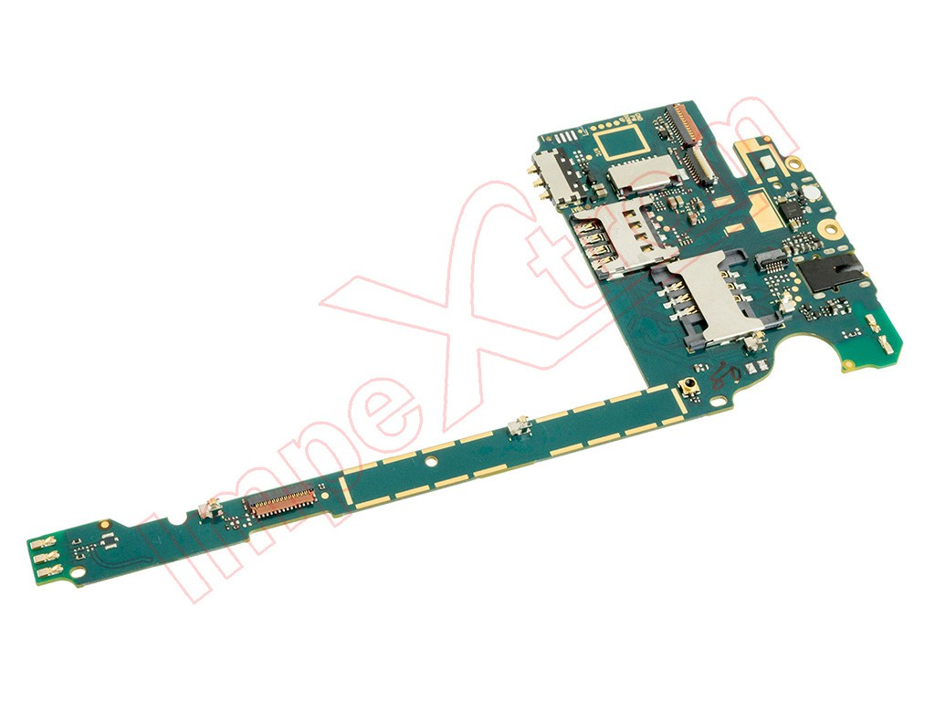 Free motherboard for Wiko Jerry, 8GB, remanufacturada