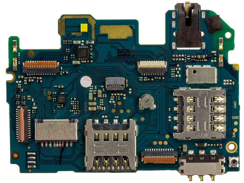 Free Motherboard For Wiko Rainbow Jam Dual Sim Electronic Circuit