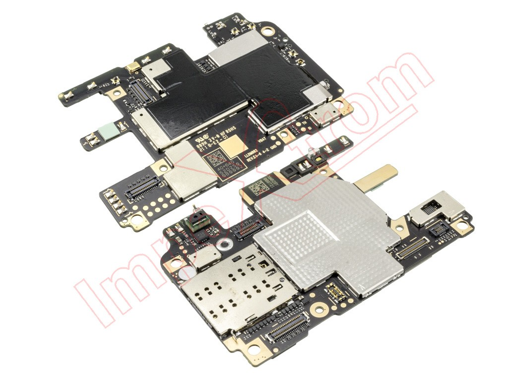 Free motherboard for Xiaomi Mi A2, M1804D2SG