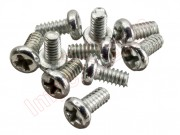set-10-screws-phillips-sony-xperia-style-t3-d5103