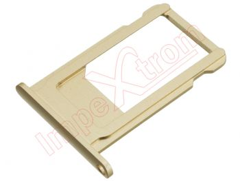 SIM tray gold for Apple Phone 6S