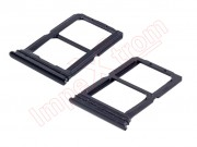 mirror-black-dual-sim-tray-for-oneplus-6-a6003