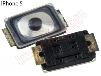 Volume button switch for Apple Phone 5, 5S, 5C